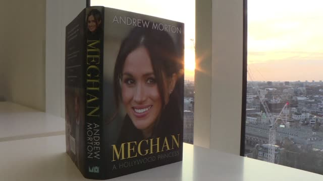 writer andrew morton who unveiled secrets of princess diana's life publishes a biography of meghan markle this week a month ahead of her marriage to... - biography stock videos & royalty-free footage
