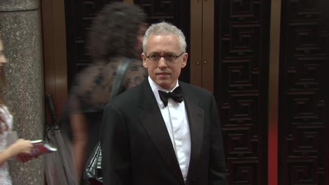 Writer Donald Margulies at the 64th Annual Tony Awards at New York NY