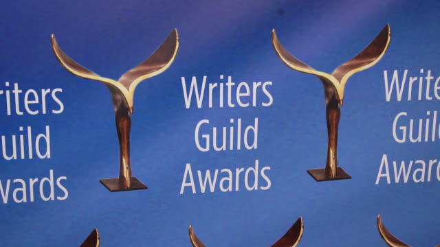 writers guild awards at the beverly hilton hotel on february 01, 2020 in beverly hills, california. - the beverly hilton hotel stock videos & royalty-free footage