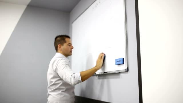 writing on the board - blackboard stock videos & royalty-free footage
