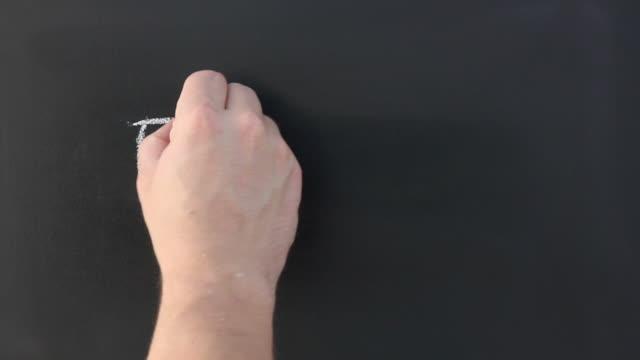 """vídeos y material grabado en eventos de stock de escribir """"francés'en la escuela pizarra - cultura francesa"""