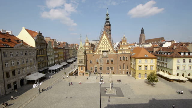 TL Wroclaw Town Hall