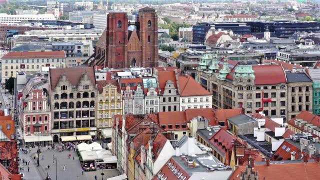 wroclaw - eastern european culture stock videos & royalty-free footage