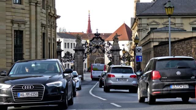 würzburg - local landmark stock videos & royalty-free footage