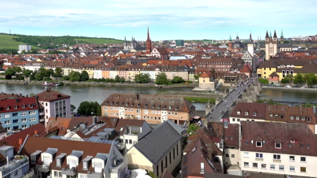 würzburg - wurzburg stock videos and b-roll footage