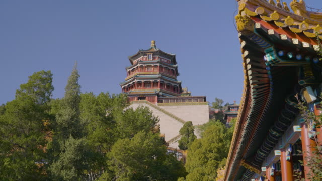 WS_Longevity Hill, Summer Palace, UNESCO World Heritage Site, Beijing, China