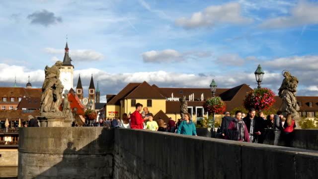 vídeos y material grabado en eventos de stock de wuerzburg - chapitel