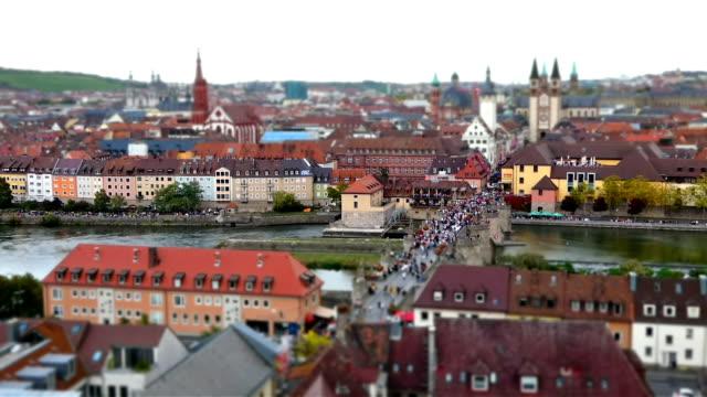 wuerzburg - spielzeughaus stock-videos und b-roll-filmmaterial