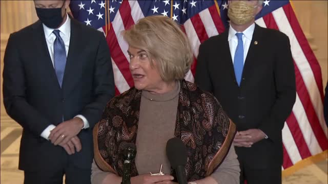 wyoming senator cynthia lummis says at republican press conference in opposition to increasing the federal minimum wage that it looked to her like... - wyoming stock videos & royalty-free footage