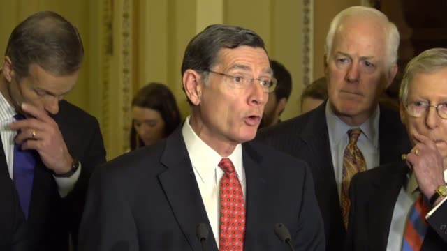 Wyoming Senator John Barrasso calls the Trump cabinet and AllStar team singling out former Oklahoma Attorney General Scott Pruitt to lead the...