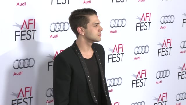 Xavier Dolan at AFI FEST 2014 Presented By Audi 'Mommy' Premiere at Dolby Theatre on November 12 2014 in Hollywood California