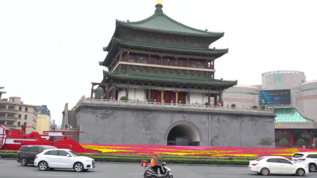 Xi'an the capital of Shaanxi province one of the Four Great Ancient Capitals of China the starting point of the Silk Road now is also one of the fast...