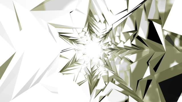 еxit aus einer abstrakten tunnel - konzepte und themen stock-videos und b-roll-filmmaterial