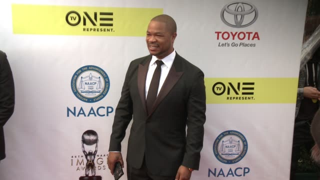 Xzibit at 48th NAACP Image Awards at Pasadena Civic Auditorium on February 11 2017 in Pasadena California