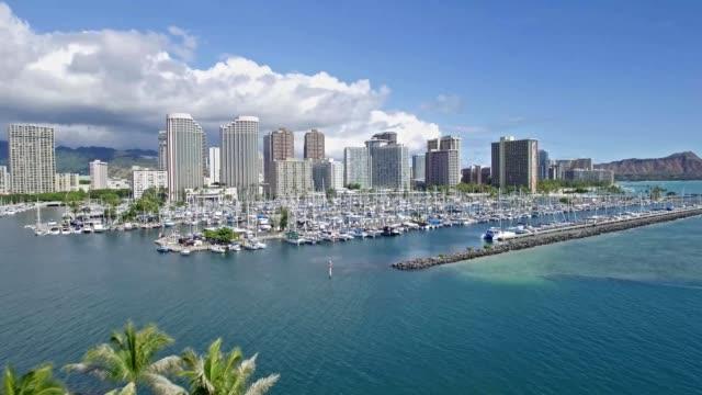 Yacht Harbor Honolulu