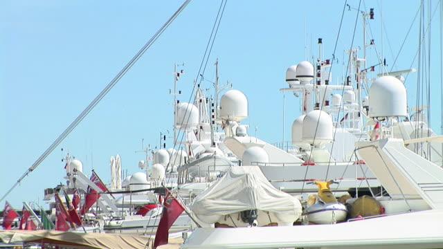 HD: Yachts in Monaco