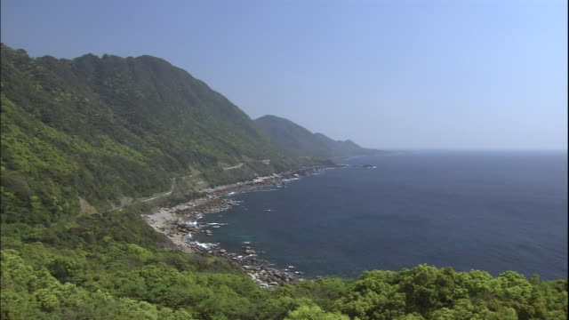 yakushima in japan - inlet stock videos & royalty-free footage