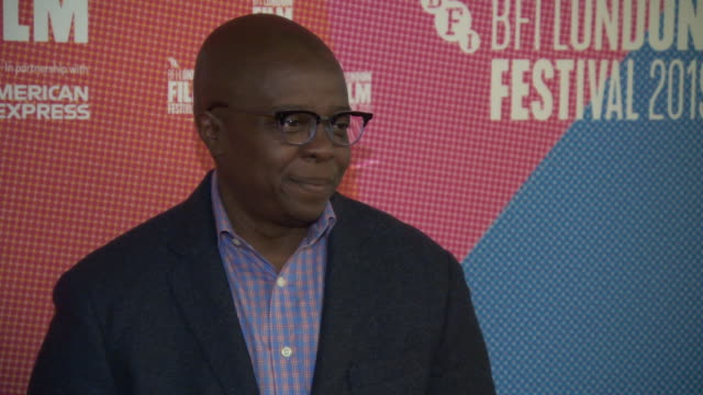 yance ford at bfi london film festival awards on october 12 2019 in london england - the times bfi london film festival stock videos & royalty-free footage