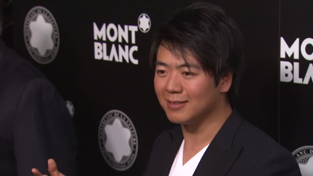stockvideo's en b-roll-footage met yang yang at montblanc honors quincy jones at the montblanc de la culture arts patronage awards ceremony on 10/02/12 in los angeles california - arts culture and entertainment