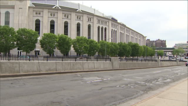 WPIX Yankee Stadium in New York City