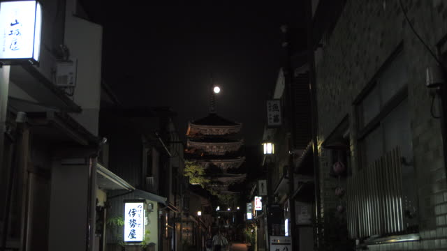 Yasaka Tower, Kyoto, Japan