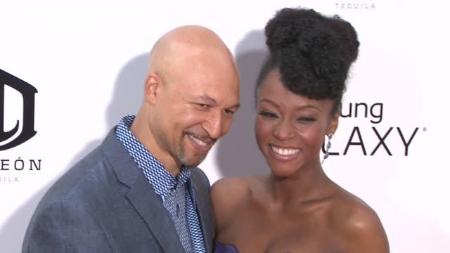 Yaya Alafia Joshua Bee Alafia at 'The Butler' New York Premiere in New York NY on 8/5/13