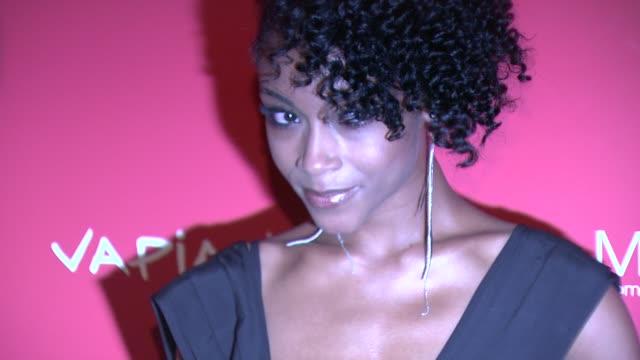 Yaya DaCosta at the 'The Extra Man' New York Premiere at New York NY