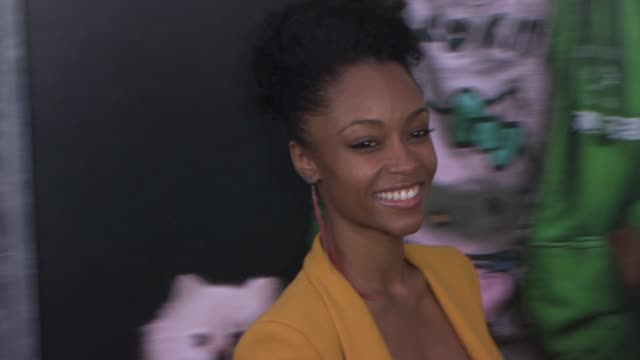 Yaya DaCosta at 'Young Adult' World Premiere Arrivals Red Carpet New York NY United States
