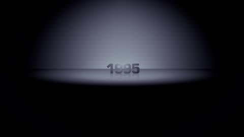 year horizon zoom 1995 - 1995 stock videos & royalty-free footage