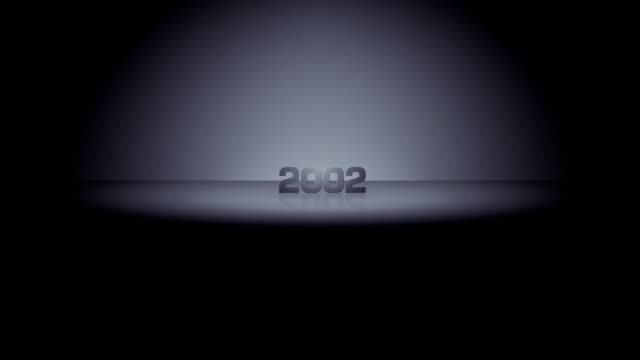 year horizon zoom 2002 - 2002 stock videos & royalty-free footage