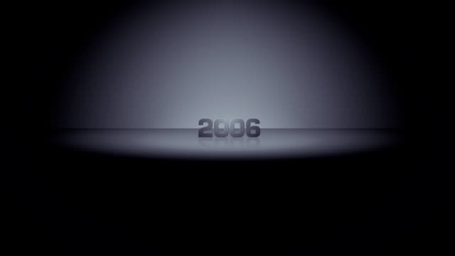 year horizon zoom 2006 - 2006 stock videos & royalty-free footage
