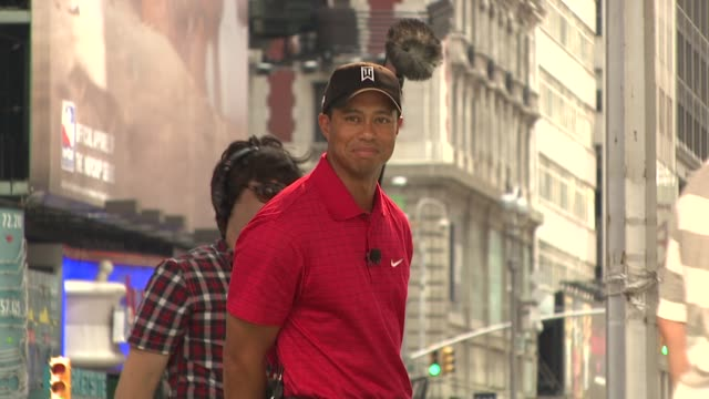 scandals - tiger woods stock videos & royalty-free footage