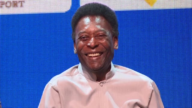 77 year old football star Pele cancelled a visit to London to attend a tribute ceremony but wasn't hospitalised in Brazil as the Football Writers'...