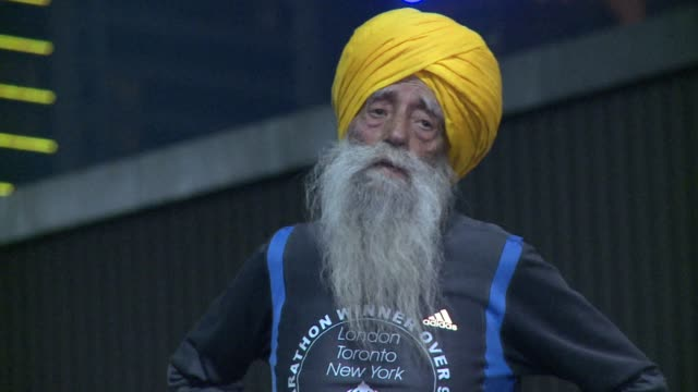 A 101 year old Sikh believed to be the worlds oldest distance runner retires after ending his last race in Hong Kong on a high VOICED Athletics 101...