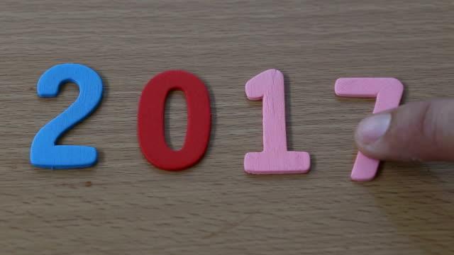 年 216 千指数 6 をスライドさせ、年 217 千に番号 7 をインポートします。