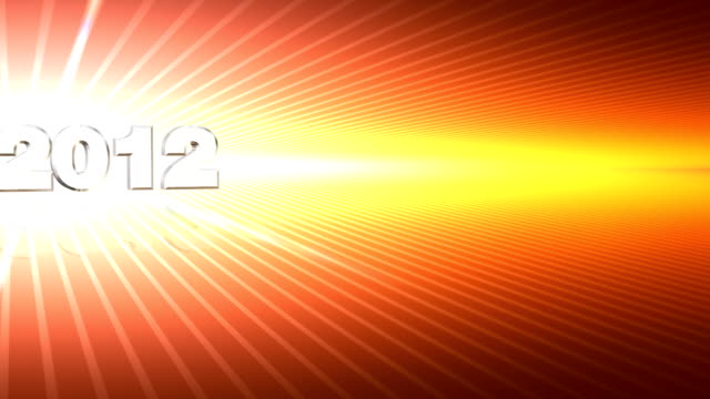 years 2010-2019 zoom yellow red - 2010 2019 stock videos & royalty-free footage