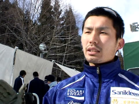 stockvideo's en b-roll-footage met 12 years ago the city of nagano was hosting japan's second winter olympic games given the huge debt it generated was it really worth organizing them... - 1998