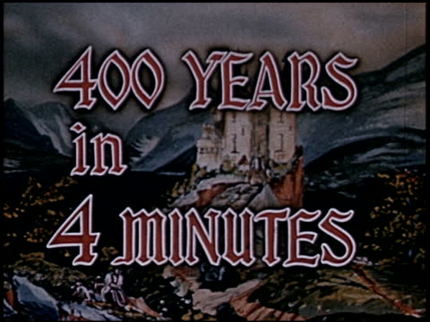 400 years in 4 minutes - 1 of 21 - see other clips from this shoot 2310 stock videos & royalty-free footage