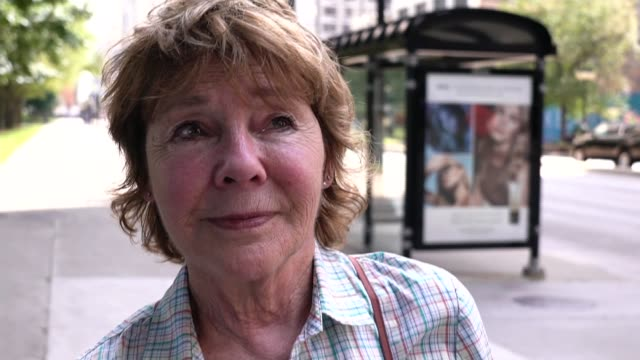50 years since differences over the Vietnam war nearly split the Democratic Party USA Illinois Chicago EXT Marilyn Katz Low angle view of Katz with...
