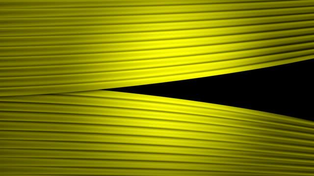 vídeos de stock, filmes e b-roll de cortinas amarelas (formato retrato) abrindo e fechando (com canal alfa) - espetáculos de variedade
