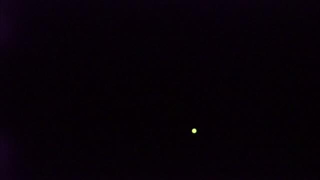 yellow green lights from genjibotaru (japanese fireflies) - animal body part点の映像素材/bロール