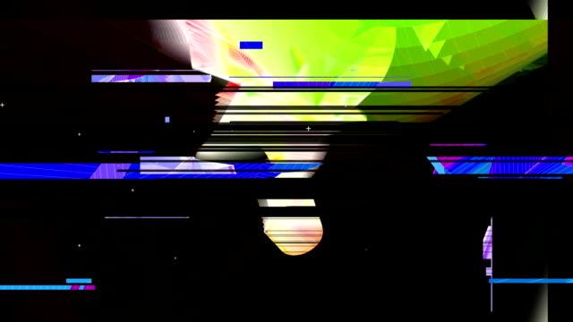 yellow polygon primitive distortion - visuellt hjälpmedel bildbanksvideor och videomaterial från bakom kulisserna
