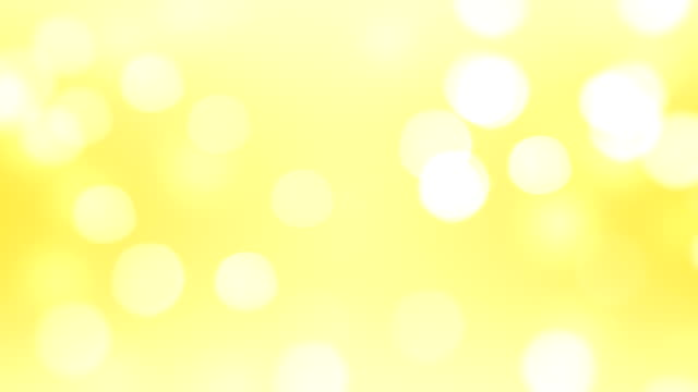 yellow soft background (loopable) - yellow background stock videos and b-roll footage