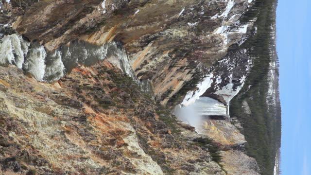 HD Cascate di yellowstone verticale