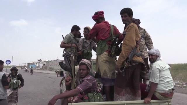 Yemeni government forces on Monday celebrated retaking the fishing village of Yakhtul 14 kilometres north of the Red Sea coastal town of Mokha to...
