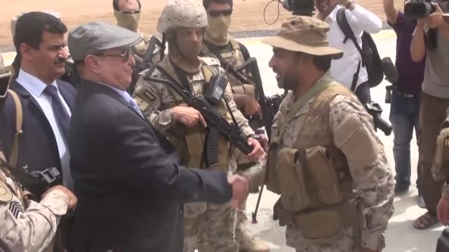 Yemeni President Abedrabbo Mansour Hadi Threatens To Boycott Peace Talks With Iran Backed Rebels If The
