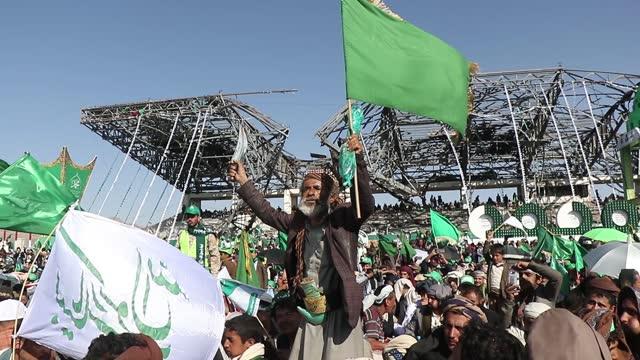 YEM: Prophet Muhammads Birthday Celebration In Yemen