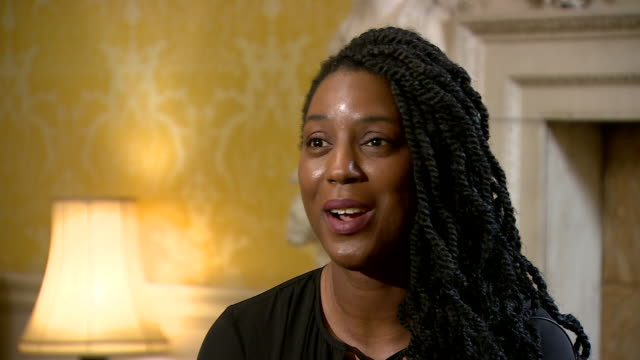 yewande akinola saying it feels great to be recognised for my passion and for encouraging young girls to see engineering as a career option after... - young adult stock videos & royalty-free footage
