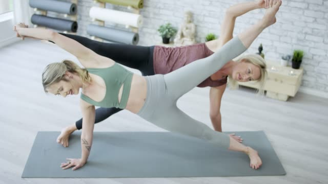 vidéos et rushes de yoga - loisir