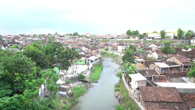 インドネシアの Yogyakarta.City